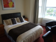 Our double rooms are perfect for a cosy stay for two.